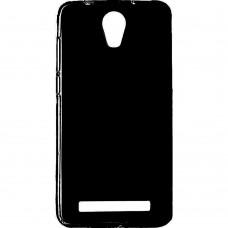 Силиконовый чехол Graphite Lenovo A1010 (черный)