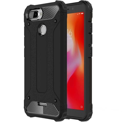 Чехол Armor Case Xiaomi Redmi 6 (чёрный)