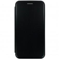 Чехол-книжка Оригинал Samsung Galaxy A12 (2020) (Чёрный)