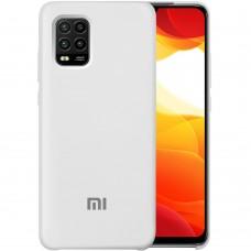 Силикон Original Case Xiaomi Mi10 Lite (Белый)