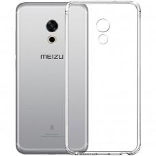 Силиконовый чехол WS Meizu MX5 Pro (Прозрачный)
