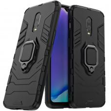 Бронь-чехол Ring Armor Case OnePlus 6T / 7 (Чёрный)