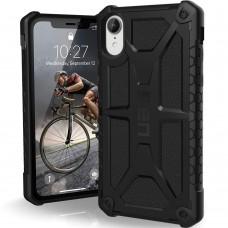 Чехол Armor UAG Monarch Case Apple iPhone XR (Чёрный)