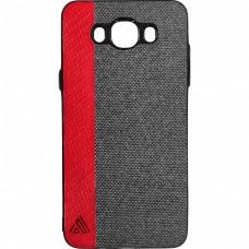 Силиконовый чехол Inavi Samsung J710/J7 (2016) (красный)