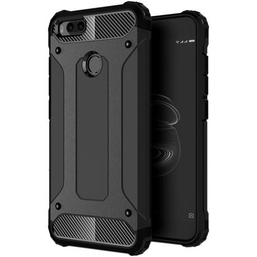 Чехол Armor Case Xiaomi Mi5x / Mi A1 (чёрный)