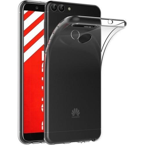 Силикон iNavi Color Huawei P Smart (прозрачный)