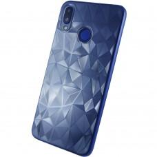 Силиконовый чехол Prism Case Xiaomi Redmi Note 5 / Note 5 Pro (синий)