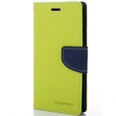 Чехол-книжка Goospery Lenovo A6020 (Зелёный)