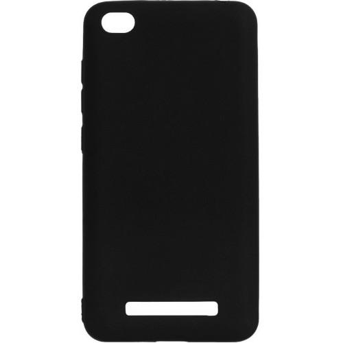 Силикон iNavi Color Xiaomi Redmi 4a (черный)