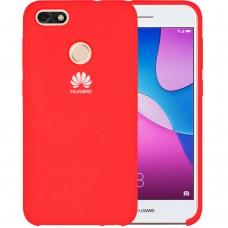 Силиконовый чехол Original Case Huawei Nova Lite (2017) (Красный)